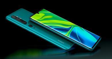 Super offerta: Xiaomi Mi Note 10 in sconto al minimo storico su Amazon