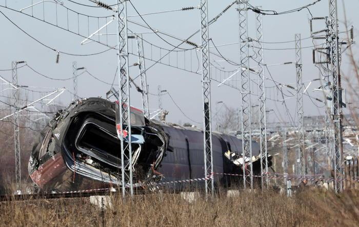 Treno deragliato: indagato anche Ad di Alstom