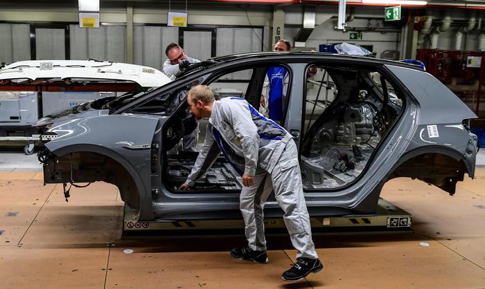 Germania:crescita pil zero IV trimestre