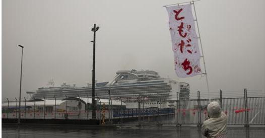 Coronavirus, 70 nuovi contagiati sulla nave Diamond Princess: ora sono 355 (35 gli italiani)