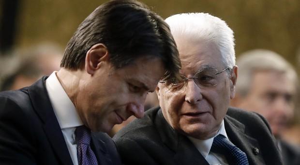 Conte da Mattarella: anche se Renzi strappa in Senato ho i numeri
