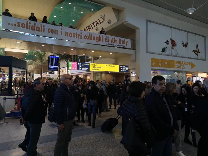 Air Italy: Todde, no alla liquidazione