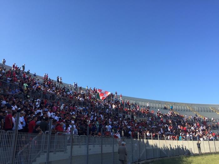 Calcio: Bari-Picerno 3-0