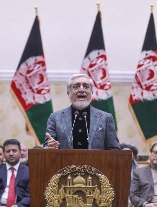 Afghanistan, Abdullah proclama vittoria