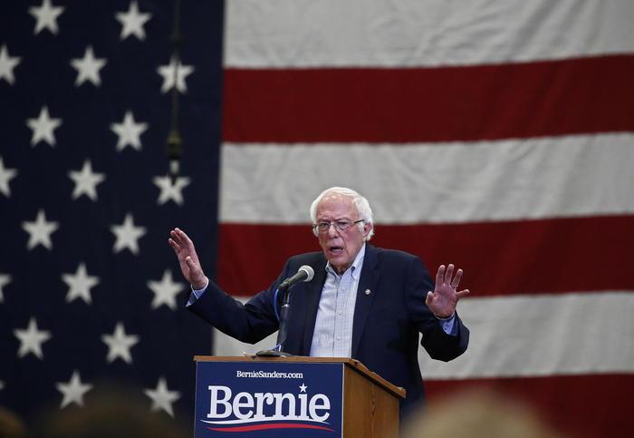 Usa 2020: Sanders in testa,poi Bloomberg
