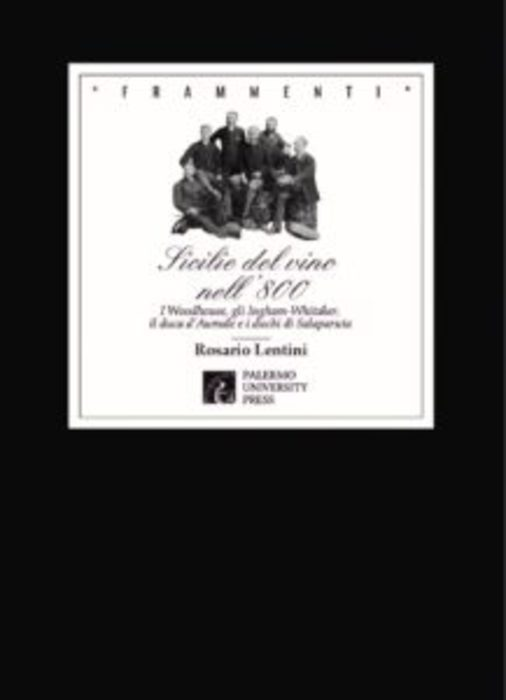Libri: Lentini racconta storia del vino in Sicilia nell'800