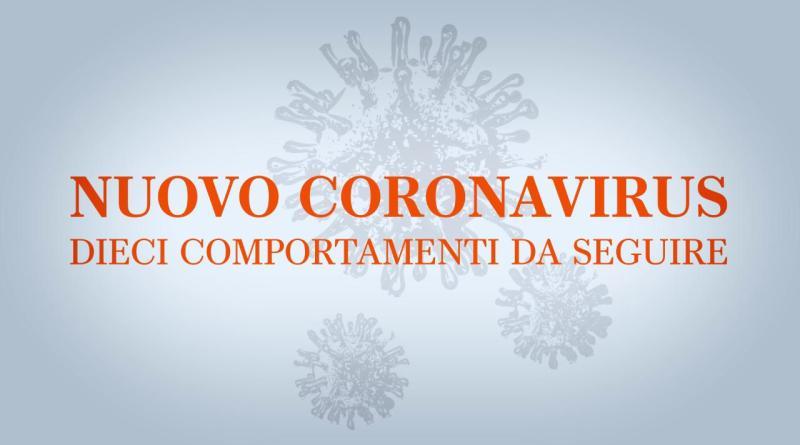 Coronavirus, i dieci consigli del Ministero della salute per evitare l'infezione