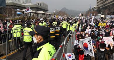 Coronavirus:massima allerta in Corea Sud