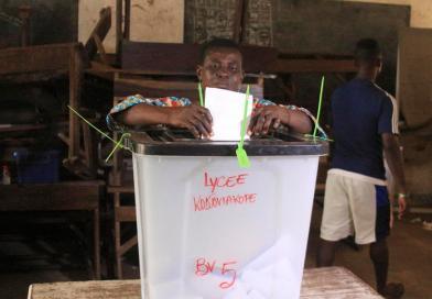 Togo, Gnassingbé rieletto presidente