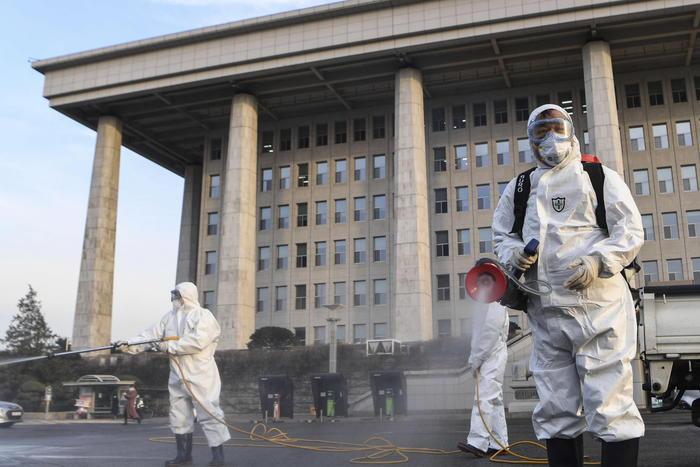 Coronavirus: Sud Corea, altri 60 contagi