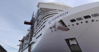 Coronavirus: Msc, nessun caso a bordo