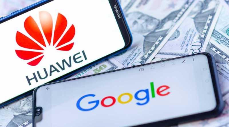 Smartphone Huawei, mostrata l'app che sostituisce Google