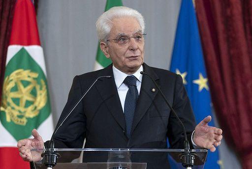 """Mattarella chiede una """"adeguata risposta"""" all'Egitto sull'omicidio Regeni"""