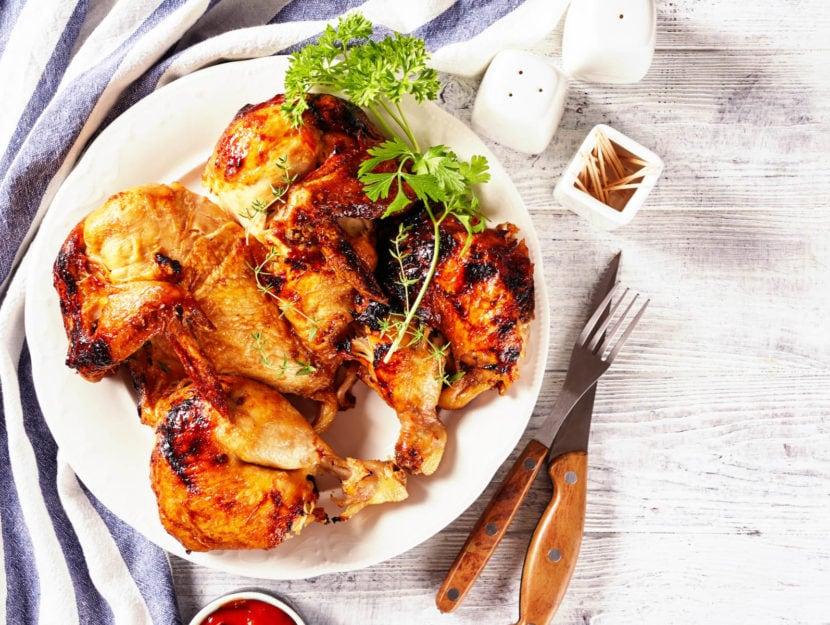 Ricetta del Pollo al Forno – Donnamoderna