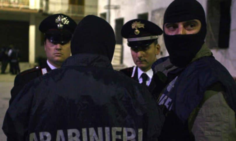 'Ndrangheta: blitz contro la cosca PescediRosarno, 53 arresti