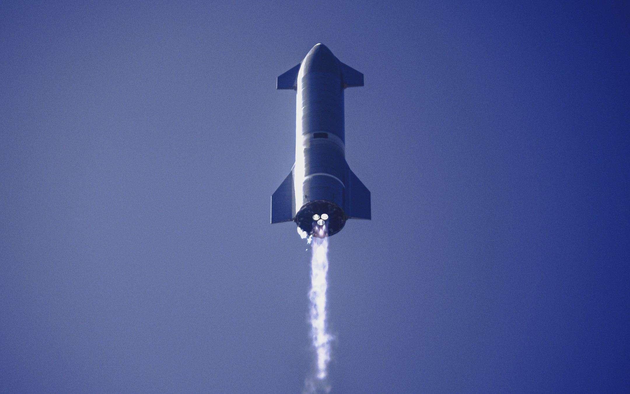 SpaceX Starship: test di volo dal Texas alle Hawaii