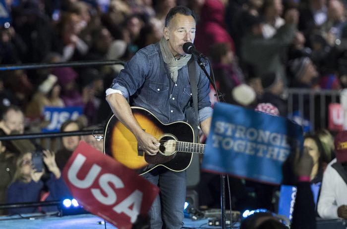 Bruce Springsteen riapre Broadway, ma solo per vaccinati