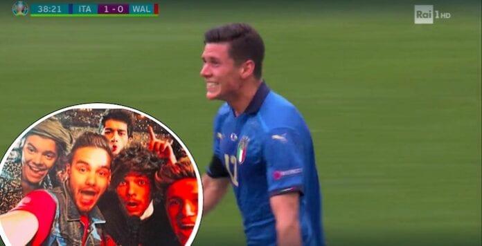 Matteo Pessina è fidanzato con un vecchio flirt di uno degli One Direction?