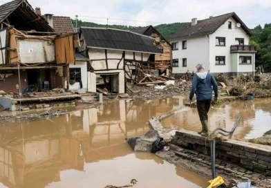 """Germania, viaggio nell'epicentro dell'alluvione   I sopravvissuti: """"Sembrava di essere in trappola"""""""