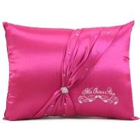 Quinceanera Photo Album Guest Book Kneeling Tiara Pillows ...