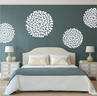 Poppy Wall Decals | Trendy Wall Designs