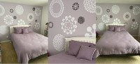 Prettifying Wall Decals