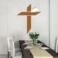 Cross Wall Decal