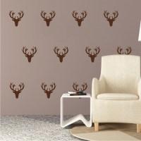 Deer Wall Decals - talentneeds.com