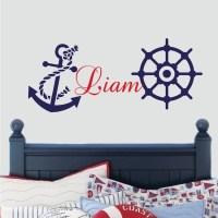 nautical wall decals | Roselawnlutheran