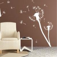 dandelion wall decal | Roselawnlutheran