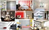 Custom Stripes Wall Decals   Vinyl Wall Decals   Trendy ...