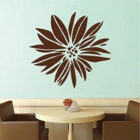 Exotic Flower Wall Decal & Floral Wall Art From Trendy ...