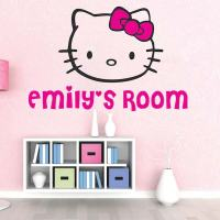 Hello Kitty Wall Decal | Trendy Wall Designs