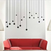 Round Drops Wall Decals & Vinyl Wall Decals From Trendy ...
