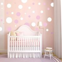 Nursery Polka Dot Wall Decals