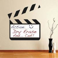 Dry Erase Clapboard Wall Decal | Trendy Wall Designs