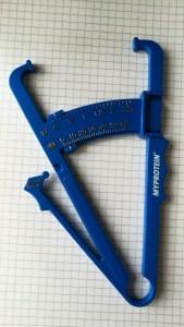 měření tuku