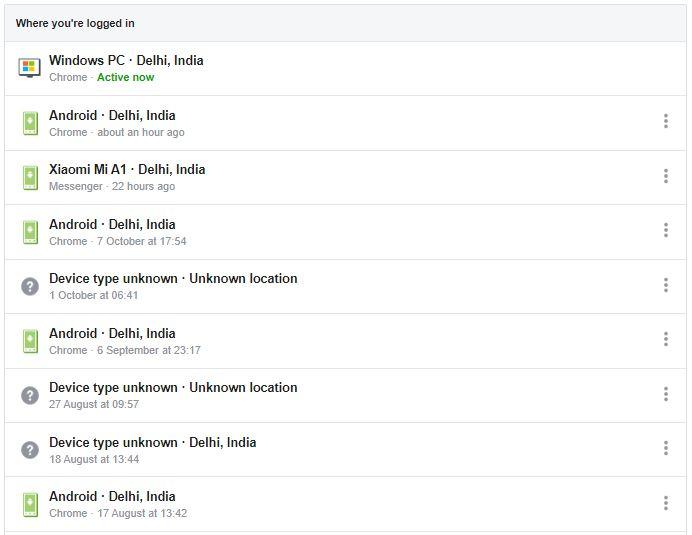 Www facebook login india