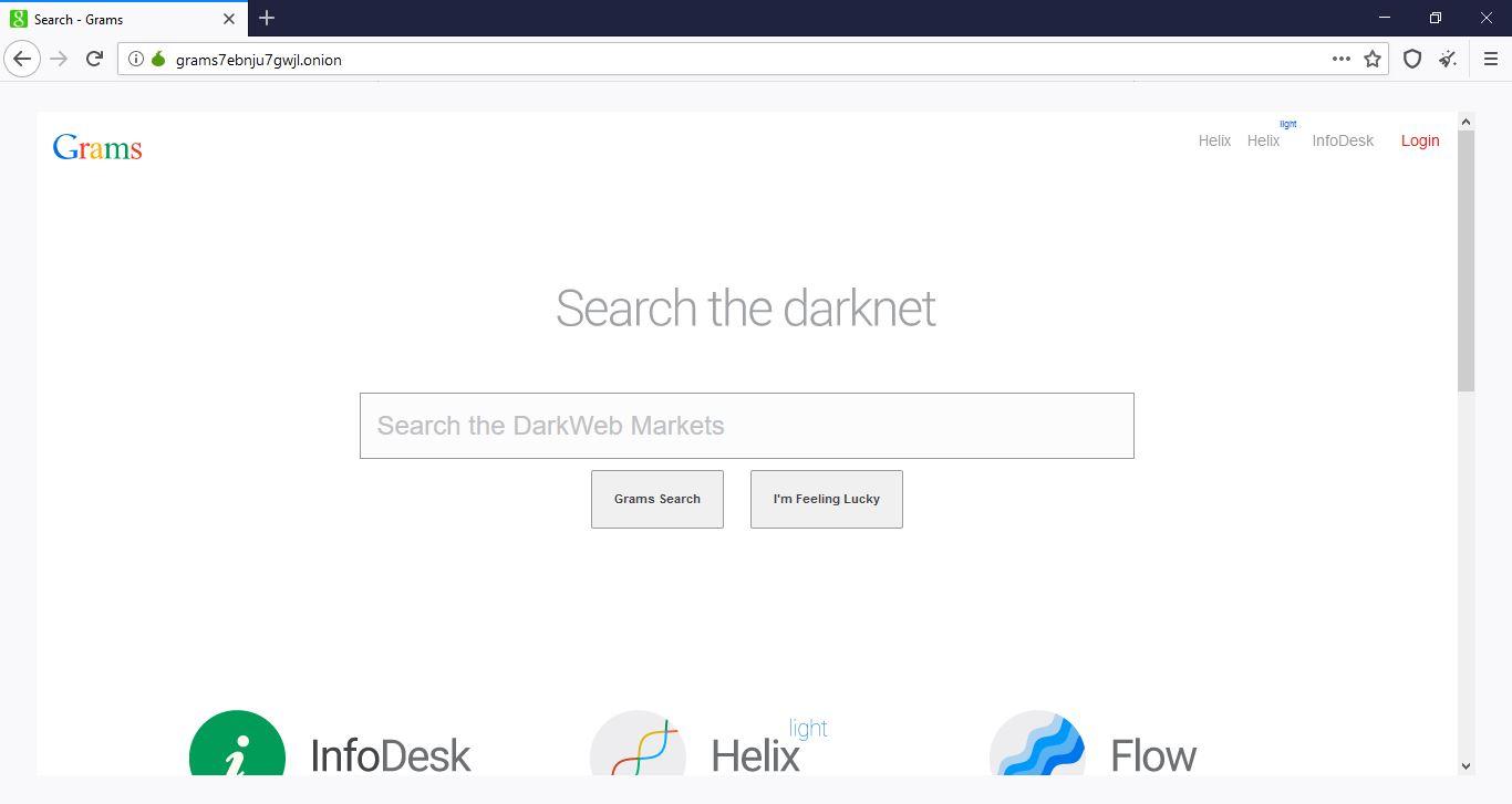 darknet searching