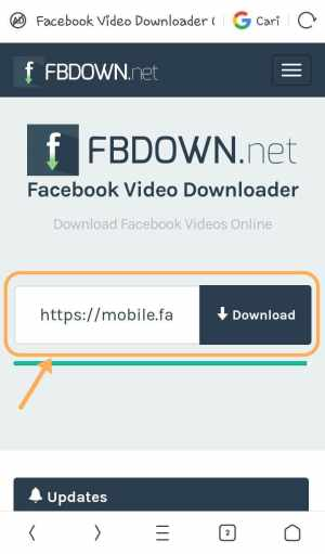 download video lewat hp 2