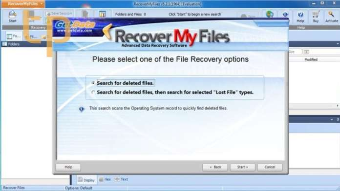 Recover my files 3