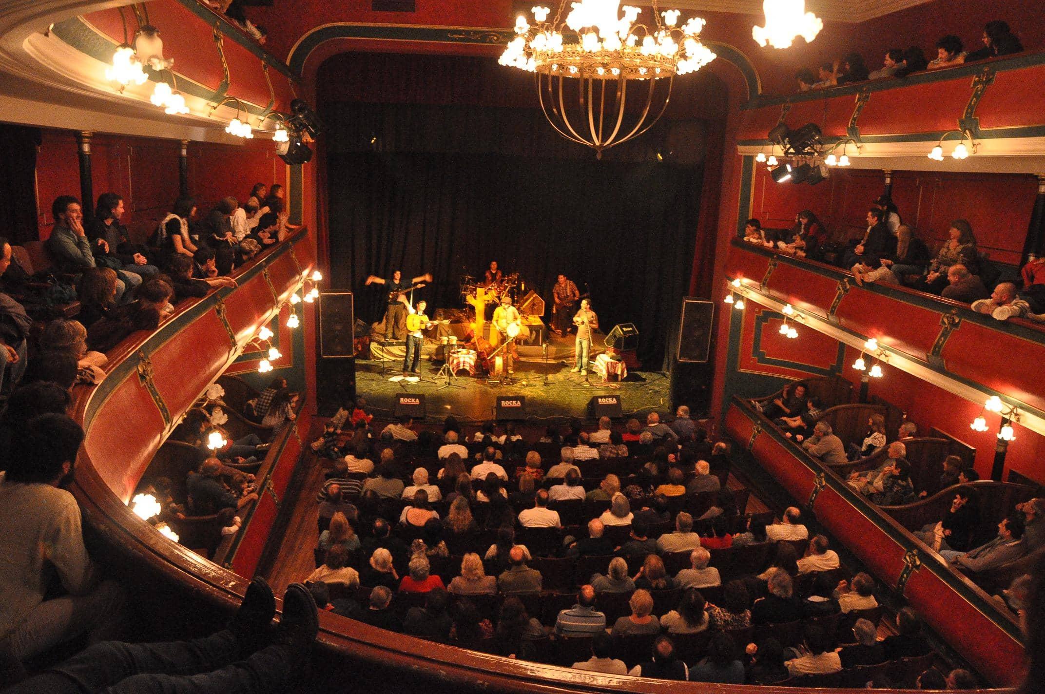 Teatro Espaol  Municipalidad de Trenque Lauquen