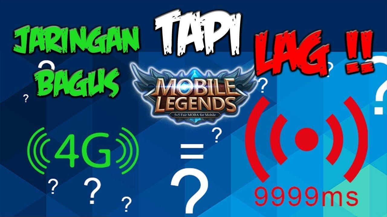 cara mengatasi lag mobile legends