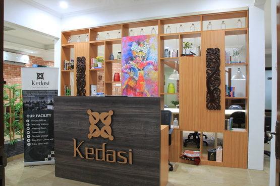 kedasi Coworking Space Jakarta