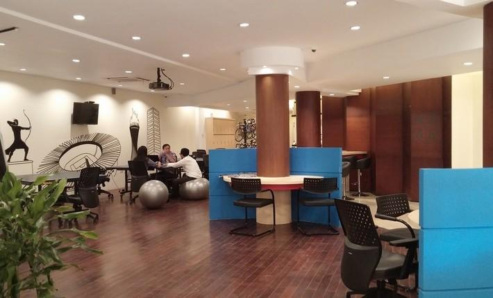 workout Coworking Space Jakarta