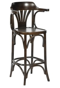 Tall Fanback Armchair & Pub Chairs By Trent Furniture
