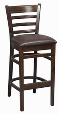 Tall Washington Bar Stool Upholstered | Trent Furniture