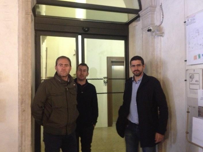 Degasperi, Zanella, Fraccaro