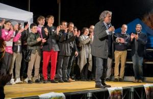 Grillo a Trento