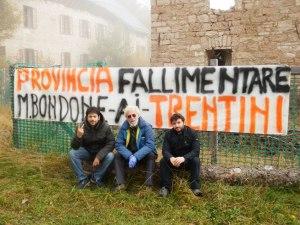 Angelo Tofalo, Diego Tomasi e Filippo Gallinella